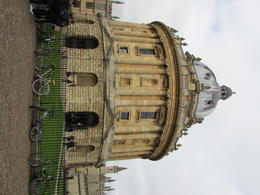 Oxford uni..one of the library -used as the infermery in Harry Potter , monica w - May 2017