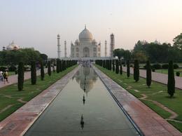The mazing Taj Mahal , Sherry - May 2017