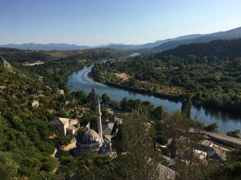 Kravice Falls, Počitelj Old Town & Blagaj Tekke Day Trip from Mostar- smallGroup