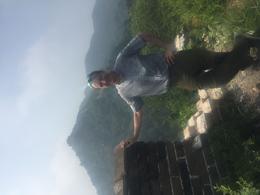 Wild Great Wall , Robert N - July 2017