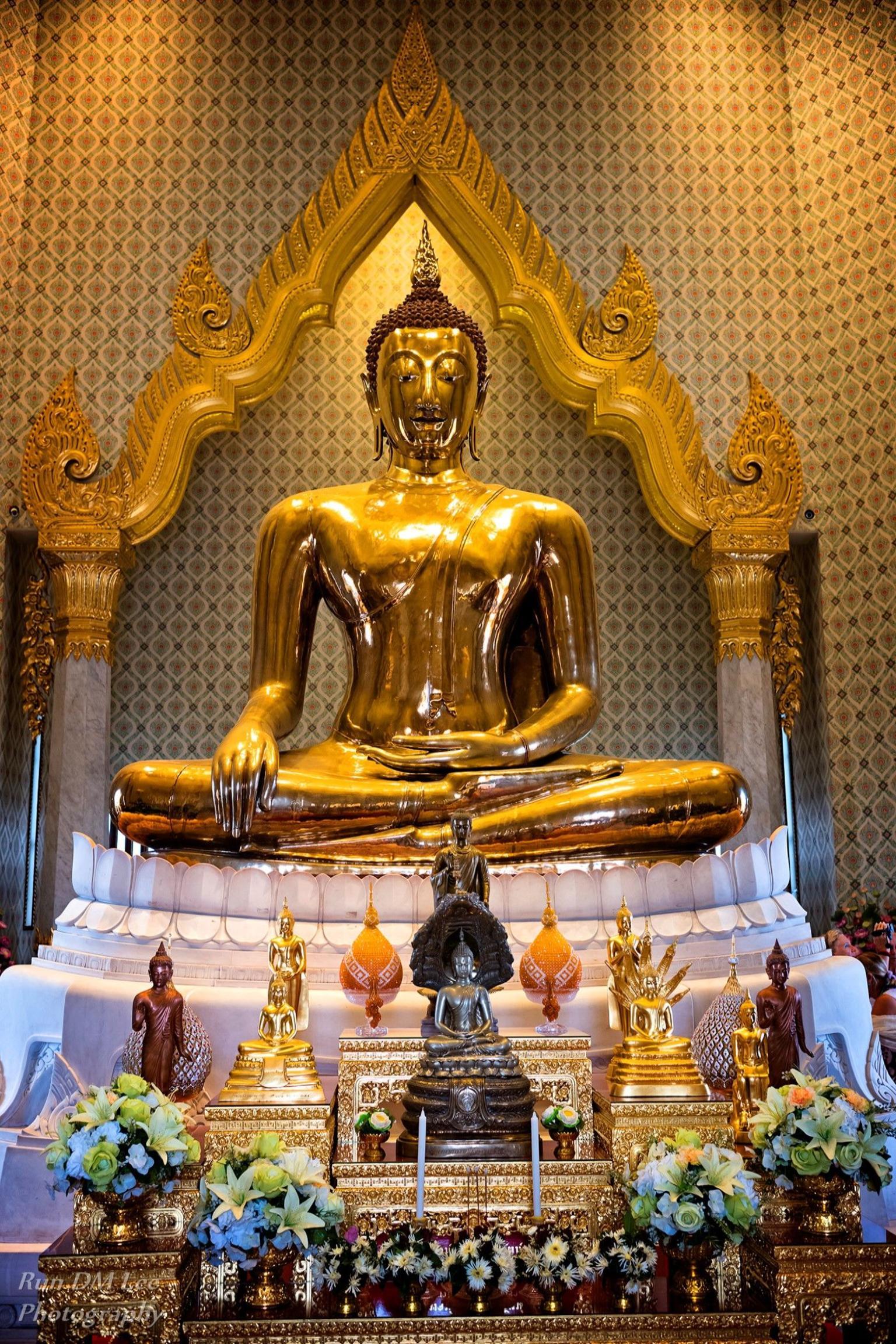 MAIS FOTOS, Excursão aos Templos de Bangcoc incluindo o Buda Curvado em Wat Pho