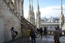 view of Milan - May 2014