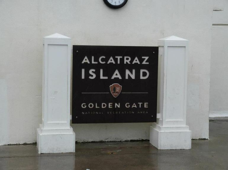 Alcatraz - San Francisco