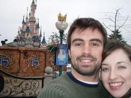 We spent a day at Euro Disney. It was a blast! We love Disney. =), Rachel I - January 2009