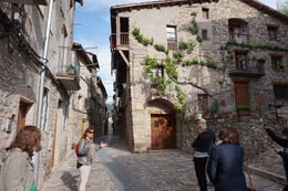 Historic village outside of Barcelona. The history as told by our guide made this an interesting stop. , Karen M - June 2016