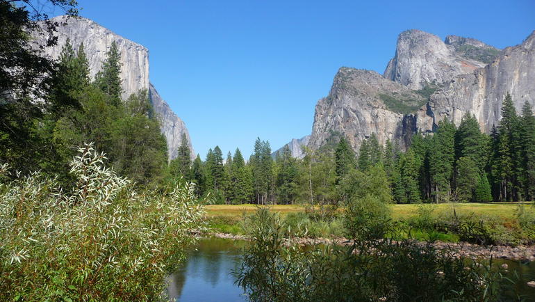 Beautiful Yosemite! - San Francisco