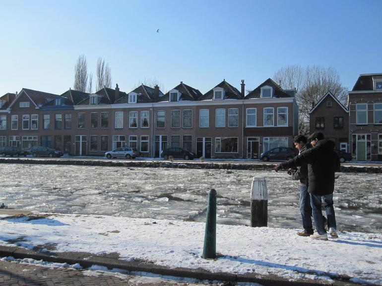 Canal - Amsterdam