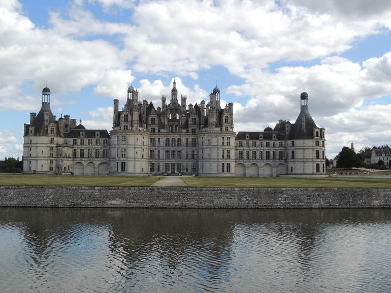 Chambord - Paris