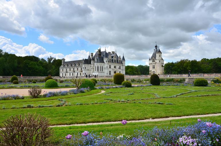 Chateau de Chenonceau - Paris