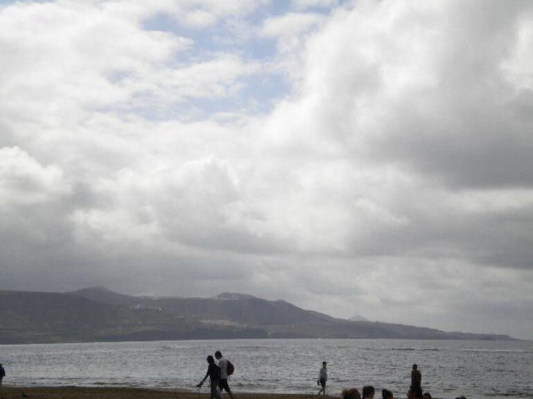 cloudiness in Las Palmas - Gran Canaria