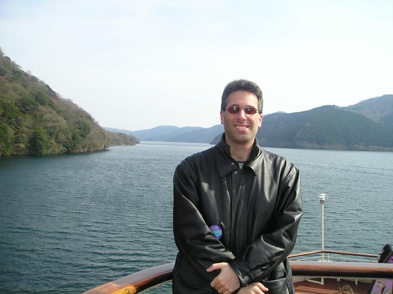 Cruise on Lake Ashi - Tokyo