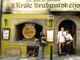 Bar in Prague: evidently still owes a tab (day trip from Vienna), Lisa G G - May 2009