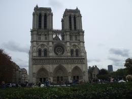 Notre Dame, Katricia R - October 2010