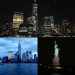 Incredible opportunity to see the NYC skyline and the Statue of Liberty! , Renee N - August 2016