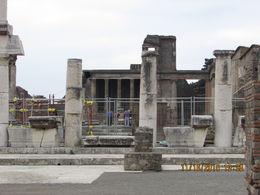 Temple ruins , nine - November 2015