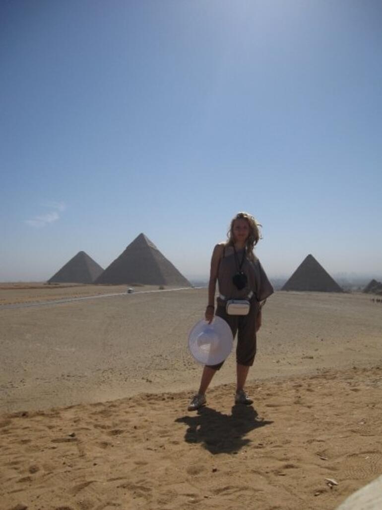 pyramides - Cairo