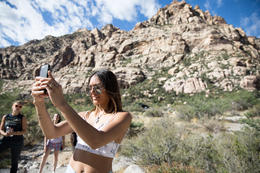 Red Rock Canyon Hike from Las Vegas, Viator Insider - December 2017