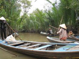 Amazing experience through the canals! , KATRINA K - January 2012