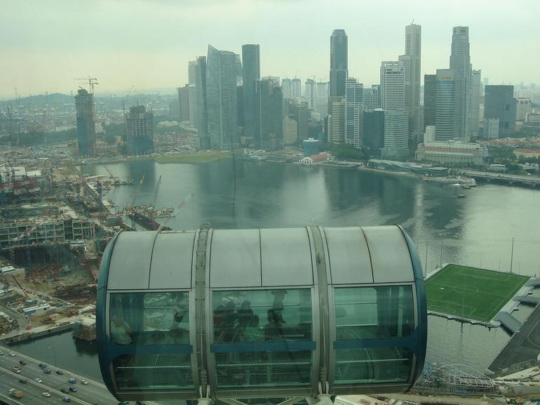 Top of the flyer - Singapore