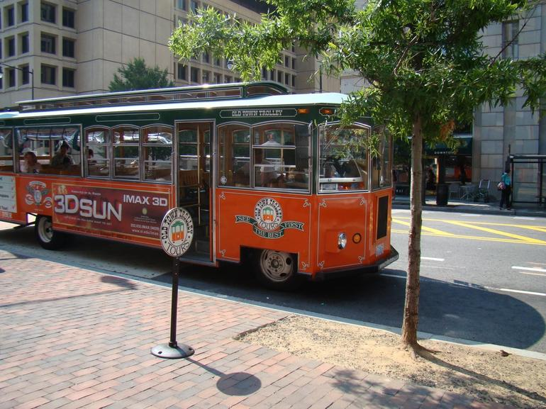 Trolley - Washington DC