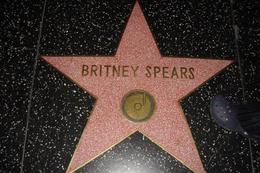 Walk of Fame: Britney Spears - November 2012
