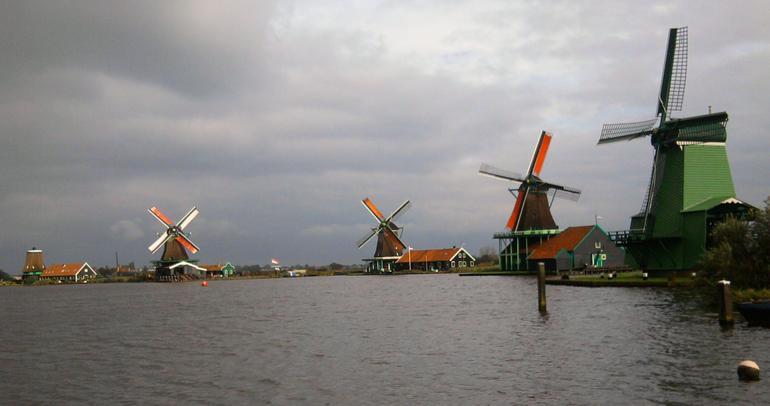 Windmills - Amsterdam
