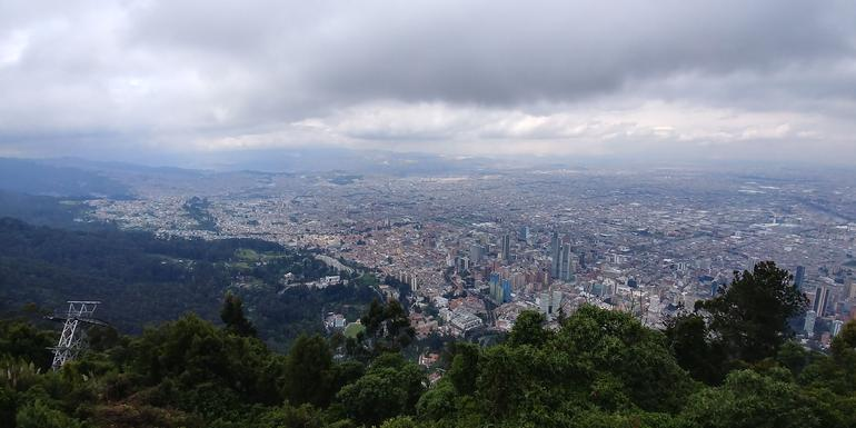 Private Bogota Layover Tour with transfer in & out - 4 hours