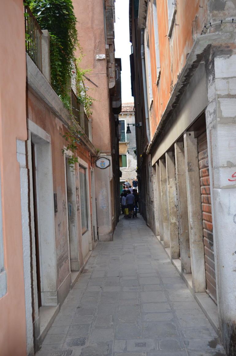 Alleyway - Venice