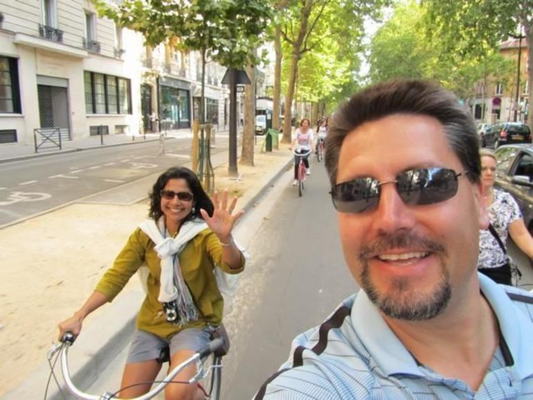 Bike tour in Paris - Paris