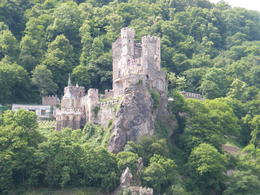 castle on the Rhine , Danielle M - May 2014