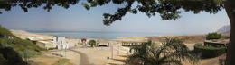 This is the view that greets you upon arriving at the Dead Sea Beach and Spa...JUST AMAZING! , Thurman - August 2012