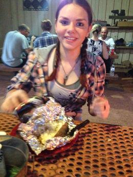 dinner, jamiewolf - October 2015
