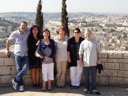 Old City view from Mount Scopus. , Bruce C - March 2012