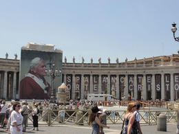 Vatican Square , Michelle L - June 2011