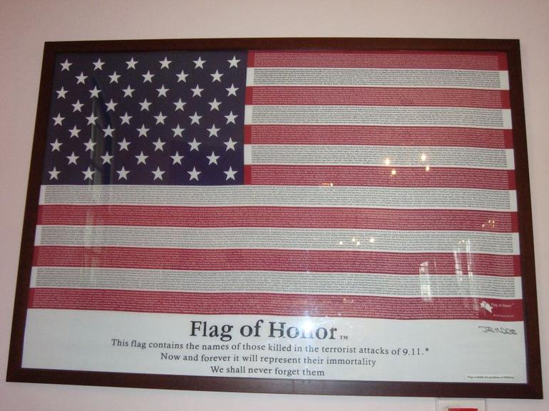Flag of Honor - New York City