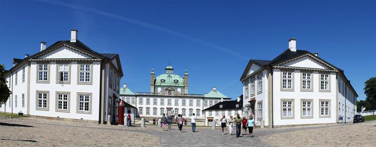 Fredensborg Summer Palace - Copenhagen