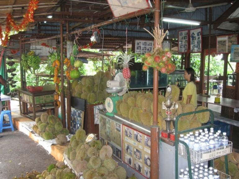 Fruit Stall - Penang