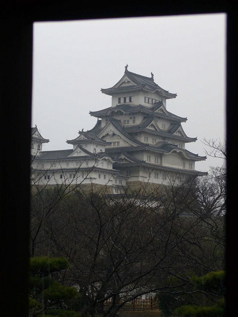 Himeji Side View - Kyoto