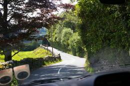 Lanes round Windemere , Marilyn K - August 2011