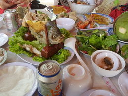First day's lunch , Thuc N - January 2016