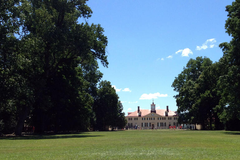 Mt Vernon - Washington DC