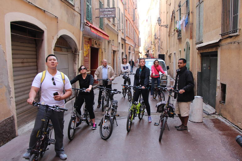 Nice city bike tour - Nice