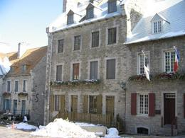 The buildings in the old city are reminiscent of Paris, France, Tracey S - February 2010