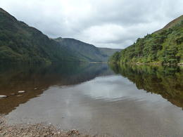 Een van de bezochte lakes , HIW V - October 2014