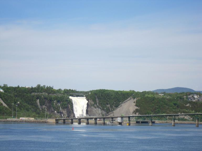 Quebec City and Montmorency Falls Day - Montreal