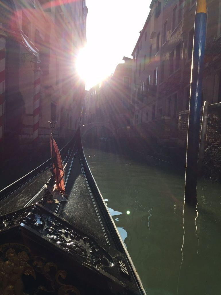 Venice Gondola Ride photo 23