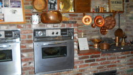 Howard Hughes' kitchen, CoyoteLovely - July 2011
