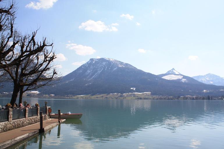 St Wolfgang Lake - Salzburg