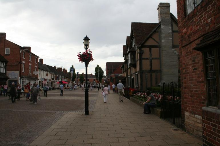 Stratford-on-Avon Street - London