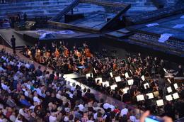 The Opera at L'Arena, Graham Walker - September 2011